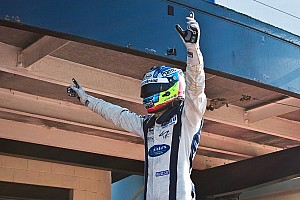 BF3 Race report King crowned at Nurburgring, Guimaraes wins, Calderon on podium