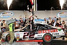 Ryan Blaney scores his first NNS win at Kentucky