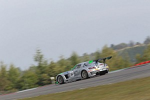 Buhk is crowned Blancpain Endurance Pro Cup Champion at Nurburgring