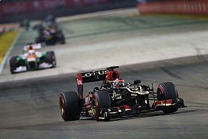 Formula 1 Special feature Raikkonen not ruling out missing Korea Grand Prix