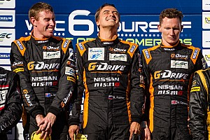 WEC Race report Another win for G-Drive Racing and a 1-2 finish for the ORECA 03 at COTA