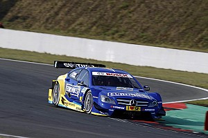 DTM Qualifying report Gary Paffett best-placed Mercedes-Benz driver in Zandvoort