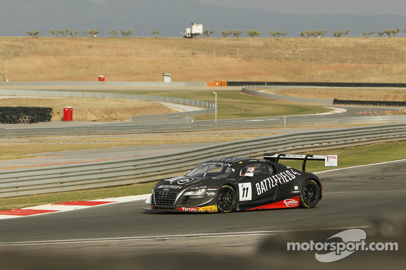 Navarra: No title yet for Laurens Vanthoor