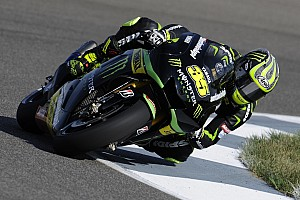 MotoGP Race report Crutchlow and Smith take valuable points at Motorland Aragon