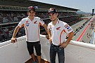 Marquez and Pedrosa summoned to race direction in Sepang