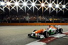 Sahara Force India gets set for the Korean Grand Prix