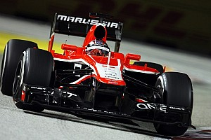 Formula 1 Breaking news Bianchi staying at Marussia in 2014