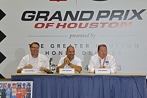 IndyCar Interview Chevrolet and Chip Ganassi Racing: Jim Campbell and Chip Ganassi talks about the agreement