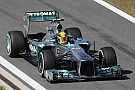 Good qualifying effort by Mercedes AMG Petronas team at Korea