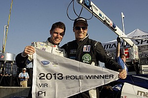 ALMS Race report 2011 Champion signs-off from Series with 35th career top-three result at VIR