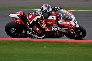 A positive sixth place finish for Pirro and Team SBK Ducati Alstare today at Magny-Cours