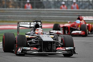 Formula 1 Commentary 'Perfect' Hulkenberg will be on 2014 grid - manager
