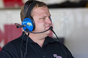 RCR hires Nick Harrison as crew chief for No. 33 Nationwide team