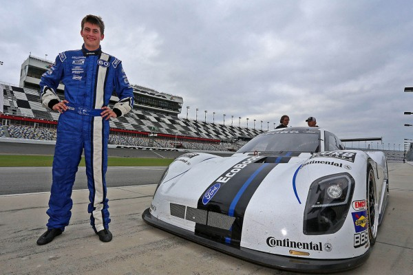 Ford EcoBoost V6 Engine powers Braun, MSR to new speed records at Daytona