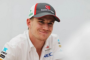 Lotus waiting until it 'can afford' Hulkenberg