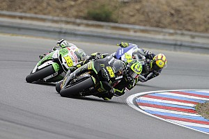 MotoGP Race report Crutchlow and Smith battle hard in muggy Malaysia