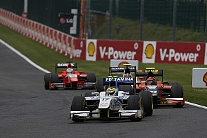 GP2 Breaking news GP2 Series announce teams for 2014-2016