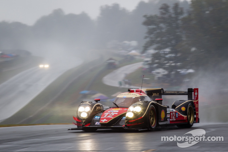 Jani sets fastest lap at night in opening Petit Le Mans practice