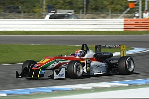 F3 Europe Race report Raffaele Marciello is the FIA Formula 3 European Champion