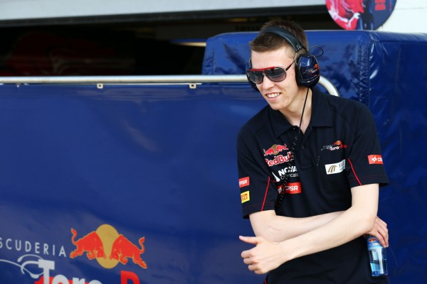 Kvyat denies sponsors powered Formula One debut