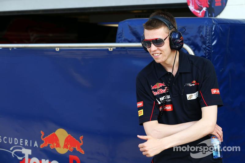Kvyat denies sponsors powered Formula One debut
