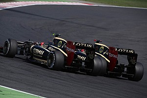 Formula 1 Breaking news Raikkonen won't give up fights with Grosjean - manager