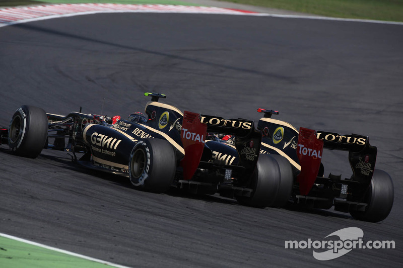 Raikkonen won't give up fights with Grosjean - manager