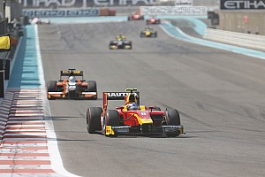 GP2 Race report Leimer and Racing Engineering finish 3rd in the final race of the season