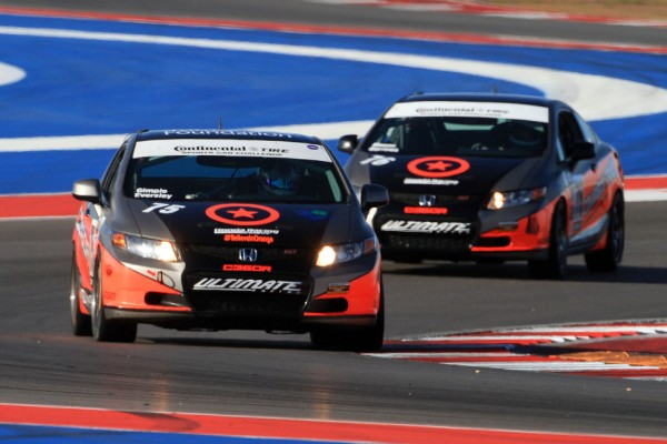 Gimple and Eversley return to Compass360 Racing for CTSCC 2014