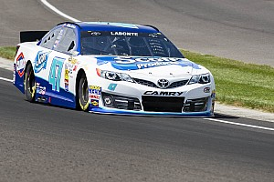 NASCAR Sprint Cup Preview Bobby labonte's journey comes to an end in Phoenix