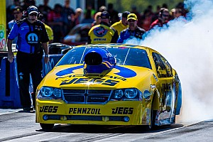 NHRA Preview Jeg Coughlin Jr. wants to feel the golden Wally trophy in his hands after Pomona