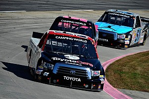Darrell Wallace Jr. continues to impress