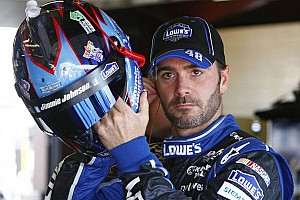 NASCAR Sprint Cup Preview Jimmie Johnson: There's still a lot of racing left