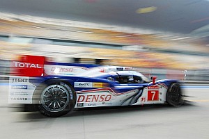 WEC Breaking news 90 Minutes: Toyota 1-2 with G-Drive ahead in P2 at Shanghai