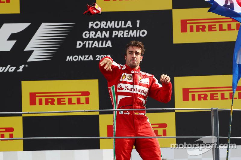 Alonso encouraged Vettel booing - Horner
