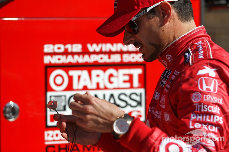 Could Tag take Franchitti's seat?