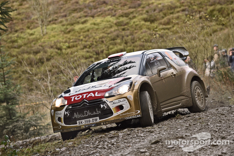 More spills than thrills for Citroën