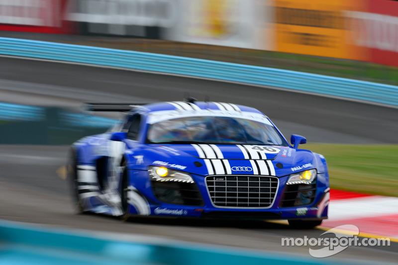 Fall-Line Motorsports announces Putman and Espenlaub for GTD