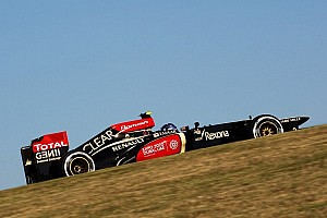 Formula 1 Breaking news Quantum running out of time for Lotus deal - Lopez
