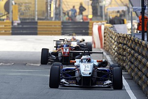 F3 Race report Mücke Motorsport in misfortune with Felix Rosenqvist at the Macau Grand Prix