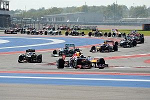 Formula 1 Race report Pirelli: Vettel wins in the United States with one pit stop