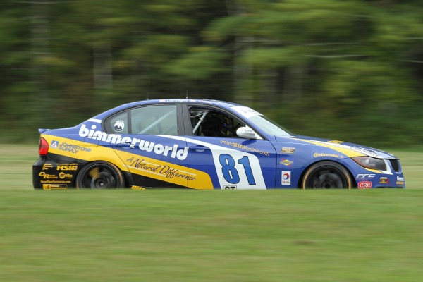 BimmerWorld reveals four-car Continental Tire series Street Tuner program