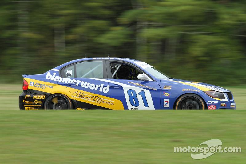 BimmerWorld reveals four-car Continental Tire series Street Tuner program