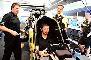 Morgan Lucas Racing to field one full-time dragster in 2014