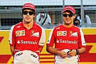 Ferrari duo say 2014 car 'difficult to drive'