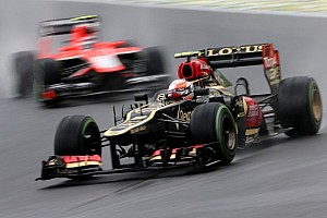 Formula 1 Breaking news Lotus hopes for Quantum deal 'next week'