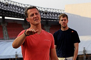 Formula One's financial situation 'alarming' - Schumacher