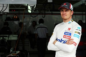 Formula 1 Breaking news Force India to confirm Hulkenberg for 2014