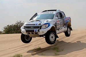 Dakar Breaking news Ford: Planning and logistics key to Dakar success