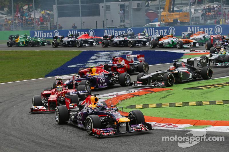 Formula One seeking twelfth team for 2015